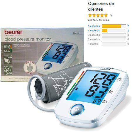 Caja Beurer BM44
