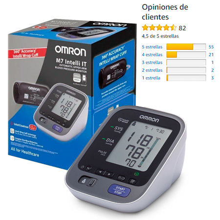 Caja Omron M7