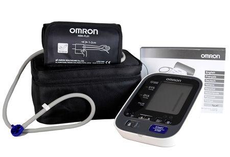 Pack tensiometro Omron M7
